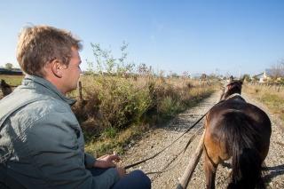 Pferdekarren in Rumänien. (Foto: Achim Pohl)