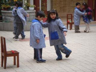 Unsere Schützling im Kindergarten Beata Placida. (Foto: SMMP)