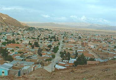 Oruro, Bolivien