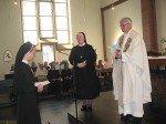 Sr. Lucia M. bittet um die Ewige Profess