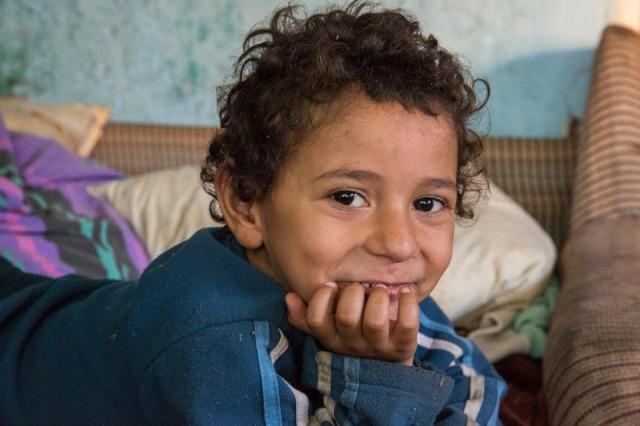 Kinder leiden in Rumänien nicht nur unter der großen Armut. Alkohol und Gewalt machen vielen das Leben zur Hölle. (Foto: Achim Pohl)