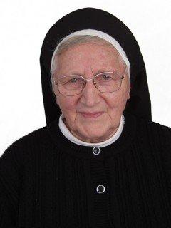 Schwester Maria Willibalda Heinevetter †