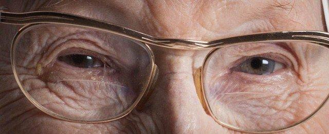 Alte Augen (Foto: SMMP/Beer)