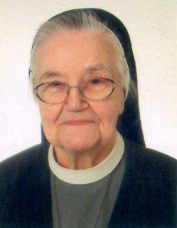Schwester Albertis Grüter †