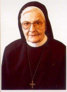 Schwester Franziska Romana Beckendorf †