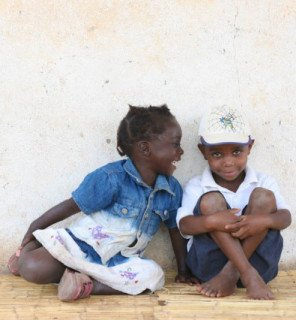 Kinder in Metarica, Mosambik. (Foto: Stefanie Koch)