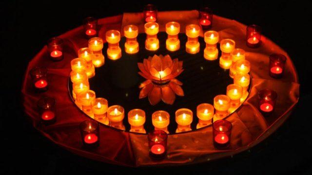 Interreligiöse Meditation