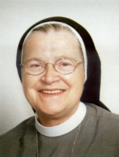 Schwester Maria Paulina Stegemann †