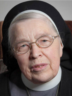 Schwester Maria Angelina Beck