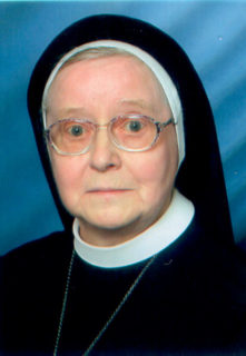 Schwester Relindis Haverdill †