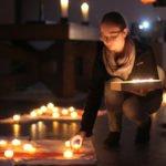 Jedes Licht symbolisiert auch die Hoffnung auf Ostern. Foto: SMMP/Ulrich Bock