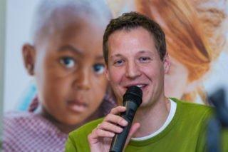 """""""Frieden fängt im Kleinen an"""" - insofern sei der Freiwilligendienst auch ein Friedensdienst, sagt Tobias Dingwerth. Foto: SMMP/Ulrich Bock"""