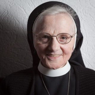 Schwester Eva Maria Vöcker †