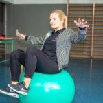 Physiotherapeutin Johanna Gödde hat da noch eine Idee.