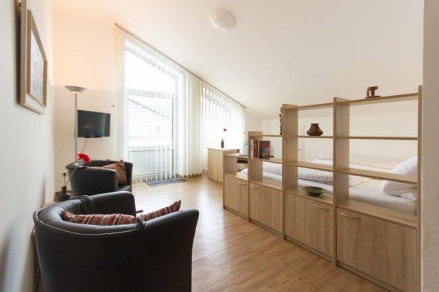 Doppelzimmer im Gästehaus (Komfort)