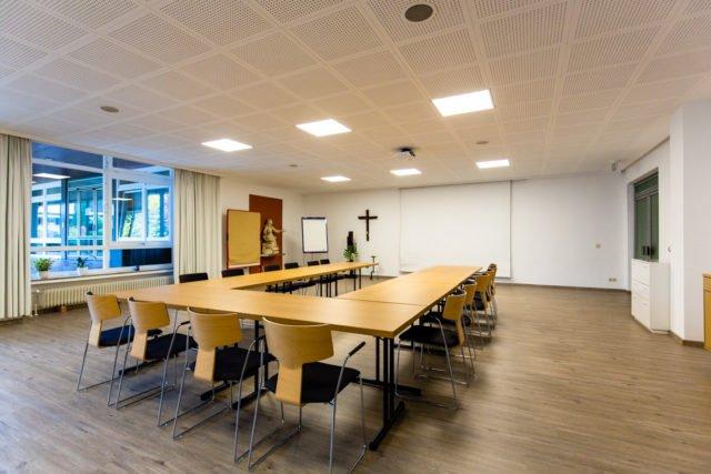 Kleiner Saal: Platz für 45 Personen
