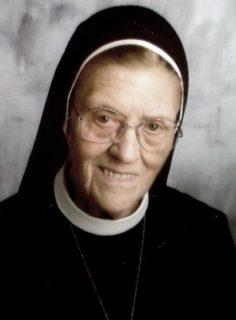 Schwester Maria Eugenie Bellinghausen