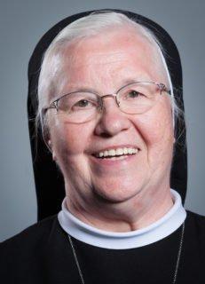 Schwester Aloisia Höing. Foto: SMMP/Andreas Beer