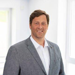 Frank Pfeffer, Geschäftsführer der Seniorenhilfe SMMP