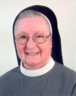 Schwester Maria Edelgard Stimberg