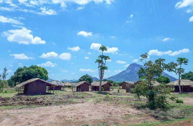 Landschaftsaufnahme während der Weiterfahrt nach Cuamba. Foto: Sr. Theresia Lehmeier/SMMP