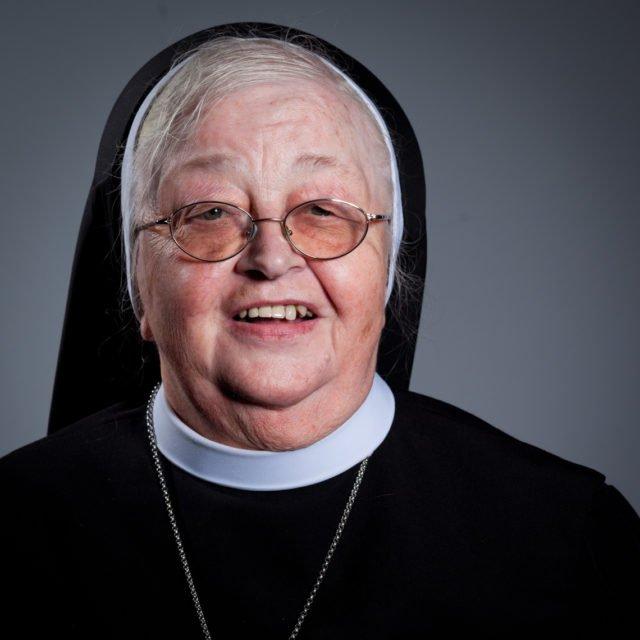 Schwester Bertilla Jerina