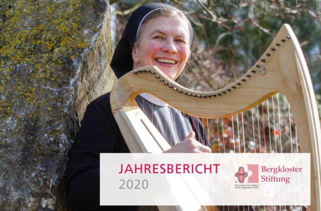 Die Bergkloster Stiftung SMMP stellt den Jahresbericht 2020 vor.